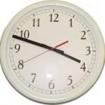 Когда в Украине переведут часы в 2013 перевод времени на зимнее 2013