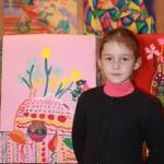 Наш класс 1-В 2014 года. Наши первые художества, наши первые картины в Херсонской художественной школе 2014-2015 учебные года. 1v-klass-2014-goda-7