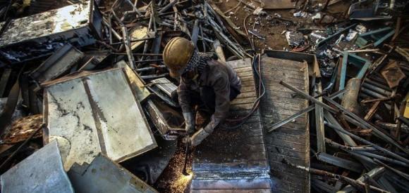 В Украине могут появится аукционы по продаже металлолома