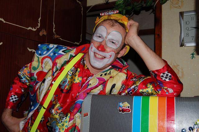 Клоун в Херсоне развлекательная программа от клоуна Дремы