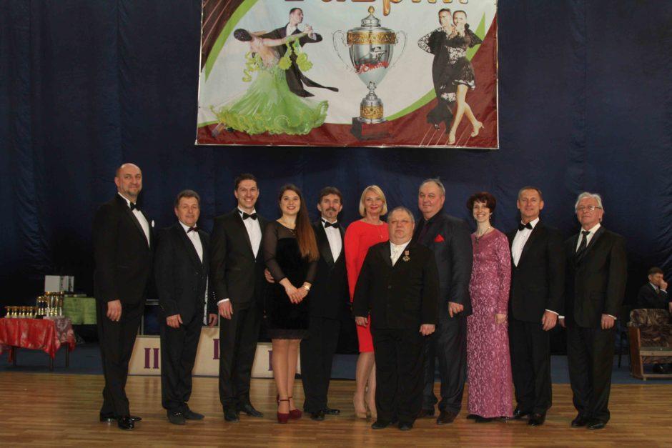 Кубок Таврии 2017 года по спортивным танцам в Херсонской области