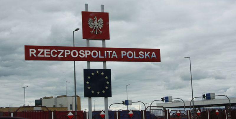 Польша увеличивает количество таможенников на границе с Украиной май 2017 года