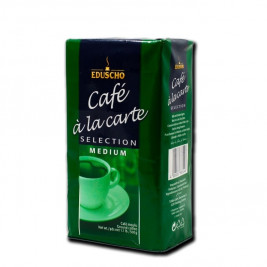 Кофе молотый Eduscho Cafe a la carte Selection Medium 500г