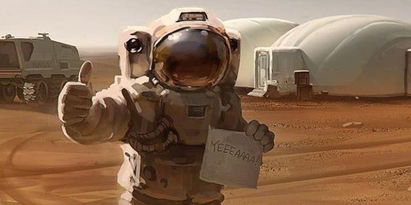 Колонизация завтра ученые сделали сенсационное заявление о кислороде на Марсе