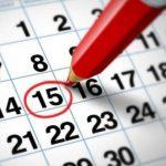 Вихідні 2018 року Кабінет міністрів України затвердив перенесення робочих днів