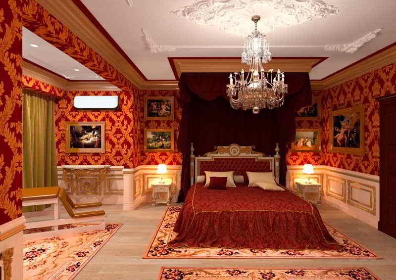 В Киеве появится первый lovespace отель для занятий сексом
