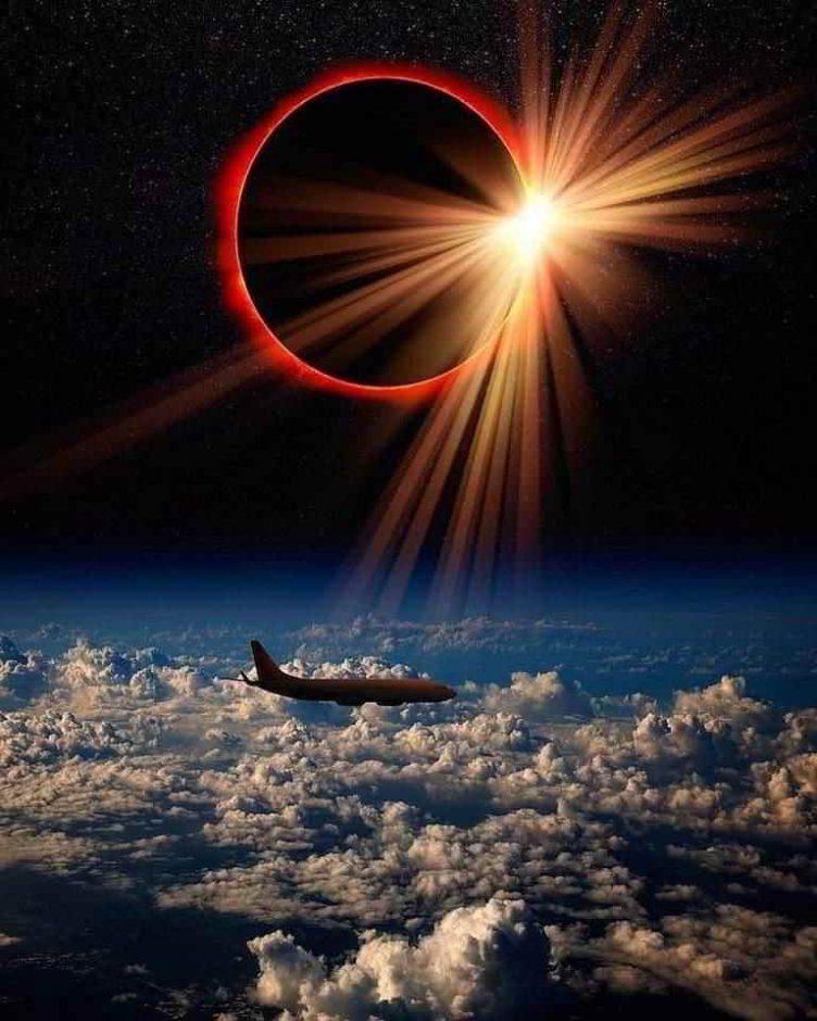 Затмение 15 февраля 2018 года астролог предупредил о кармических встречах