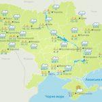 Прогноз погоды на 18 марта 2018 года в Украину заходят два холодных циклона