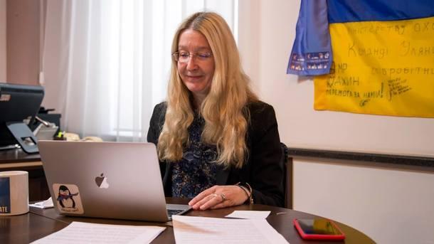 Супрун объяснила как вызвать врача на дом после медреформы в Украине апрель 2018 года