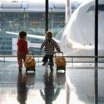 Минюст Украины планирует изменить правила вывоза детей за границу