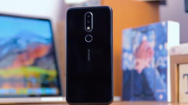 Nokia X6 2018 года доступный и продвинутый смартфон