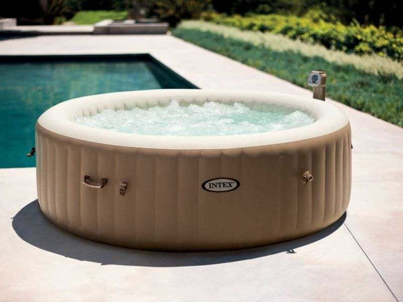Надувной бассейн стоит ли овчинка выделки?