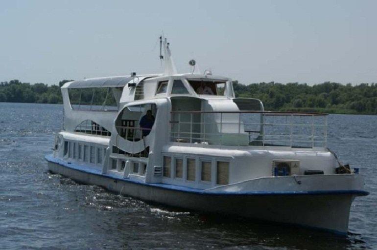 Херсонский государственный судозавод Паллада будет выпускать малые пассажирские суда для речной навигации