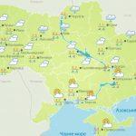 Четыре дня снегопада синоптики уточнили прогноз погоды в Украине