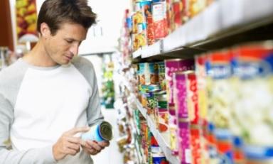 Меняются правила маркировки пищевых продуктов