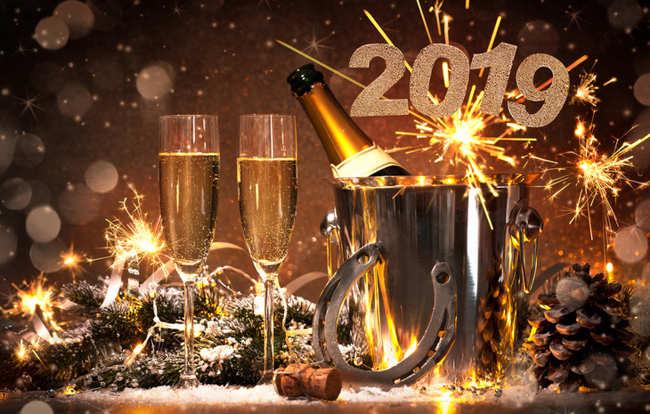 Новогодние праздники 2019 года