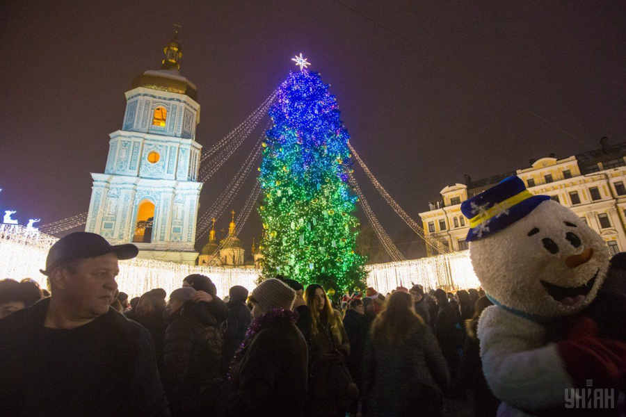 Новогодние выходные 2019 года сколько будут отдыхать украинцы