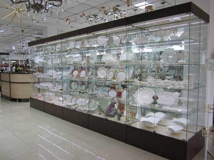Торговые витрины правильная организация для успешных продаж