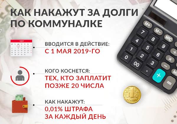 В Украине введут абонплату на все и будут штрафовать за коммуналку что изменится