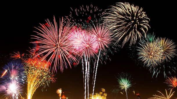 Как мир встретил Новый 2019 год завораживающие зрелища из разных уголков планеты