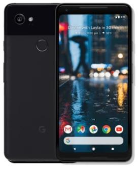 Битва смартфонів Google Pixel 2 XL проти IPhone X