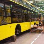 Херсон закупить тролейбуси на кредит ЄБРР