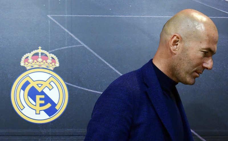 Зінедін Зідан повернувся на посаду головного тренера Реал