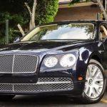 Luxury Trans Bentley лучший вариант автомобиля для аренды