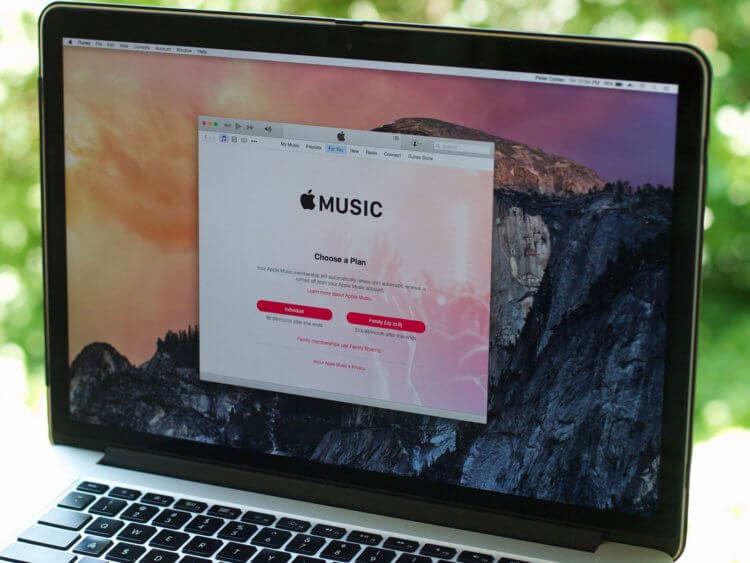 В macOS 10 15 появится отдельное приложение для Apple Music