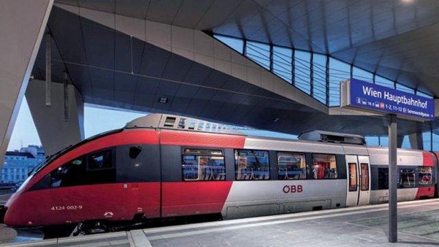 Із 15 грудня Австрія запускає потяг Грац-Відень-Перемишль із можливістю пересадки до Львова й Одеси