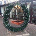 Торговый комплекс Променад Плаза в Херсоне на новогодние праздники 2020 года