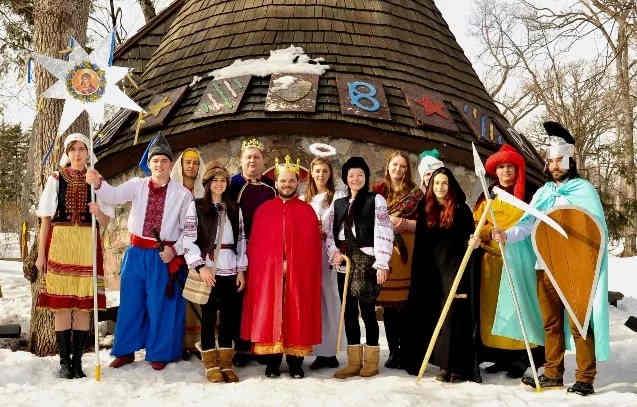 Когда колядуют посевают щедруют в Украине в 2020 году