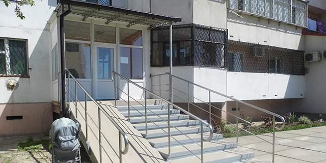 Амбулаторія Херсонської міської клінічної лікарні імені Євгена Євгеновича Карабелеша
