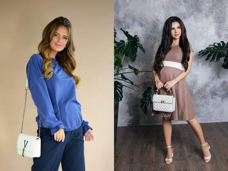 Яркая осень топ 5 аксессуаров в одежде для будущих мам