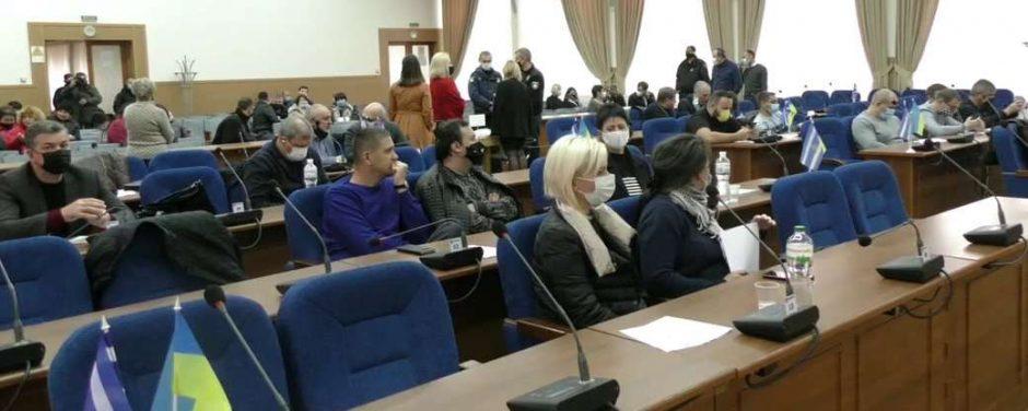 8 200 000 гривен для Херсонтеплоенерго депутаты проголосовали на сессии городского совета